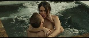 Angela Trimbur hot and Janel Parrish nude sex - Trespassers (2018) HD 1080p Web