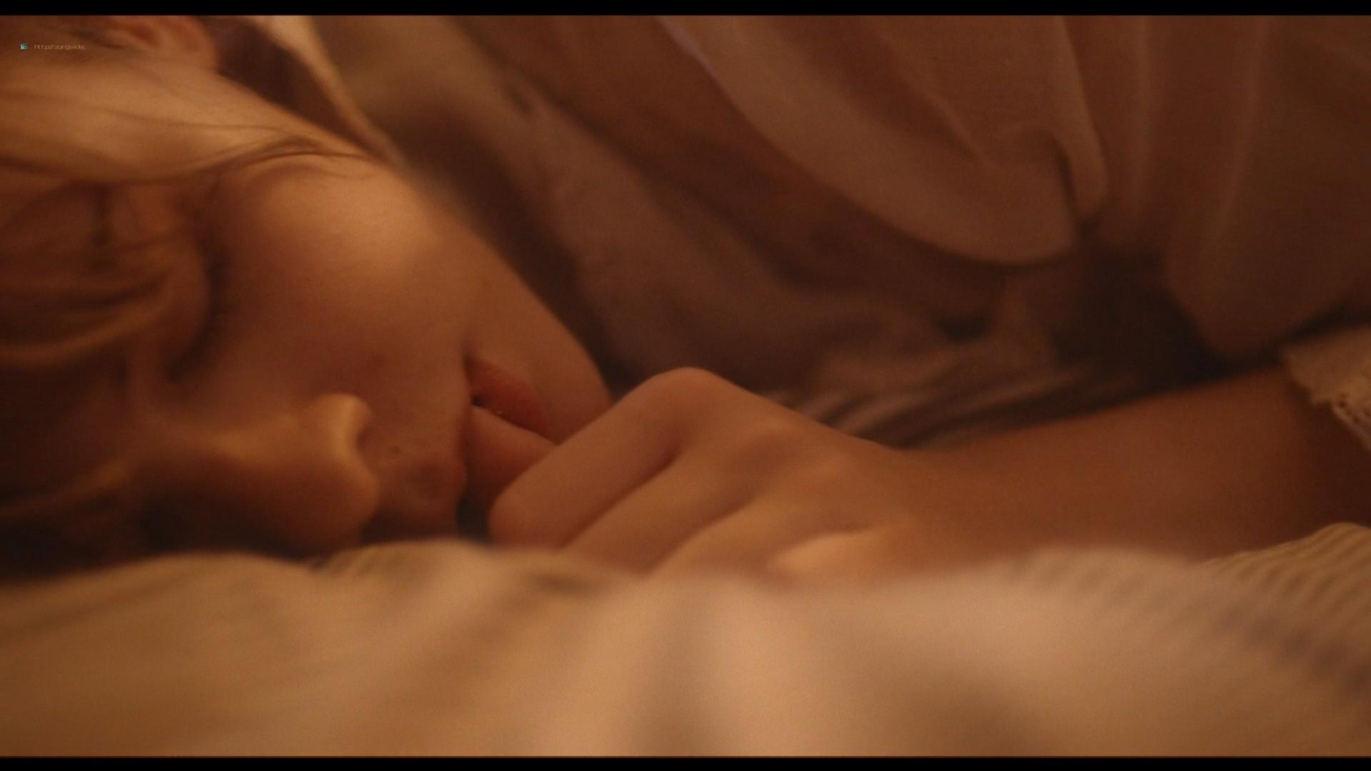 Dasha Nekrasova nude topless and sex - Wobble Palace (2018) HD 1080p (14)