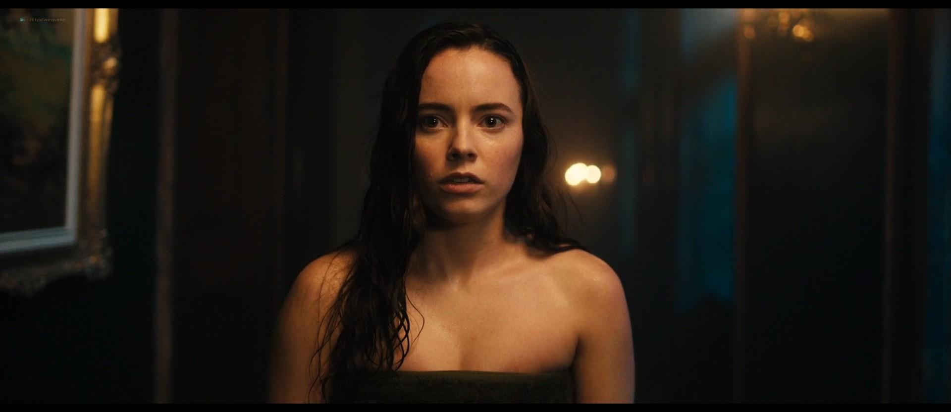 Freya Tingley hot and sexy - The Sonata (2018) HD 1080p Web (10)