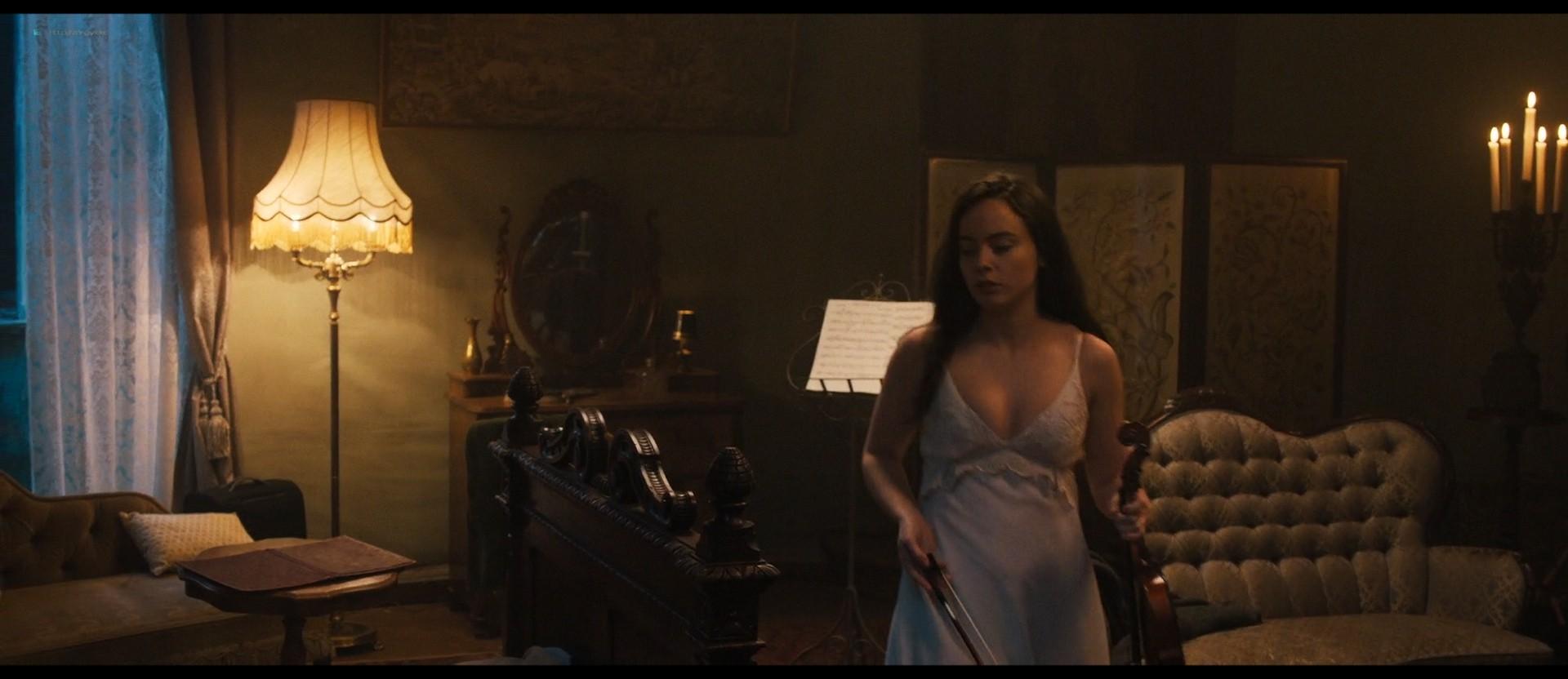 Freya Tingley hot and sexy - The Sonata (2018) HD 1080p Web (8)
