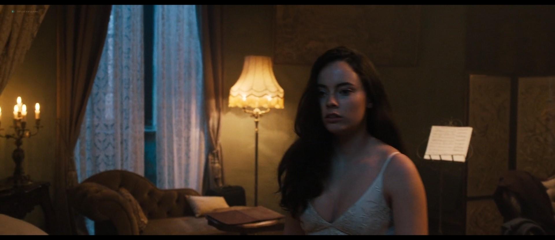 Freya Tingley hot and sexy - The Sonata (2018) HD 1080p Web (7)