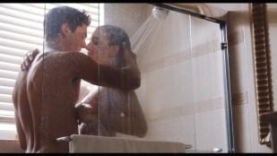 Gabriela Alvarez nude in the shower and sex - Down's Revenge(2019) HDrip