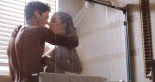 Gabriela Alvarez nude in the shower and sex - Down's Revenge (2019) HDrip (9)