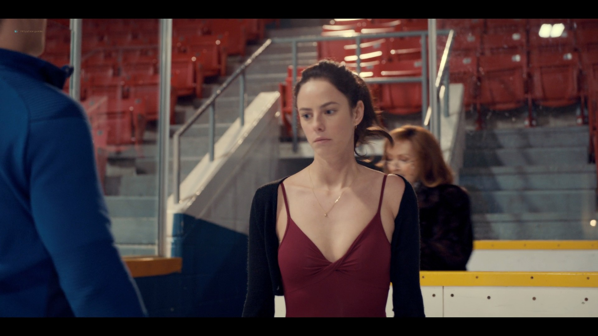 Kaya Scodelario hot and some sex - Spinning Out (2020) s1e1-3 HD 1080p (1)