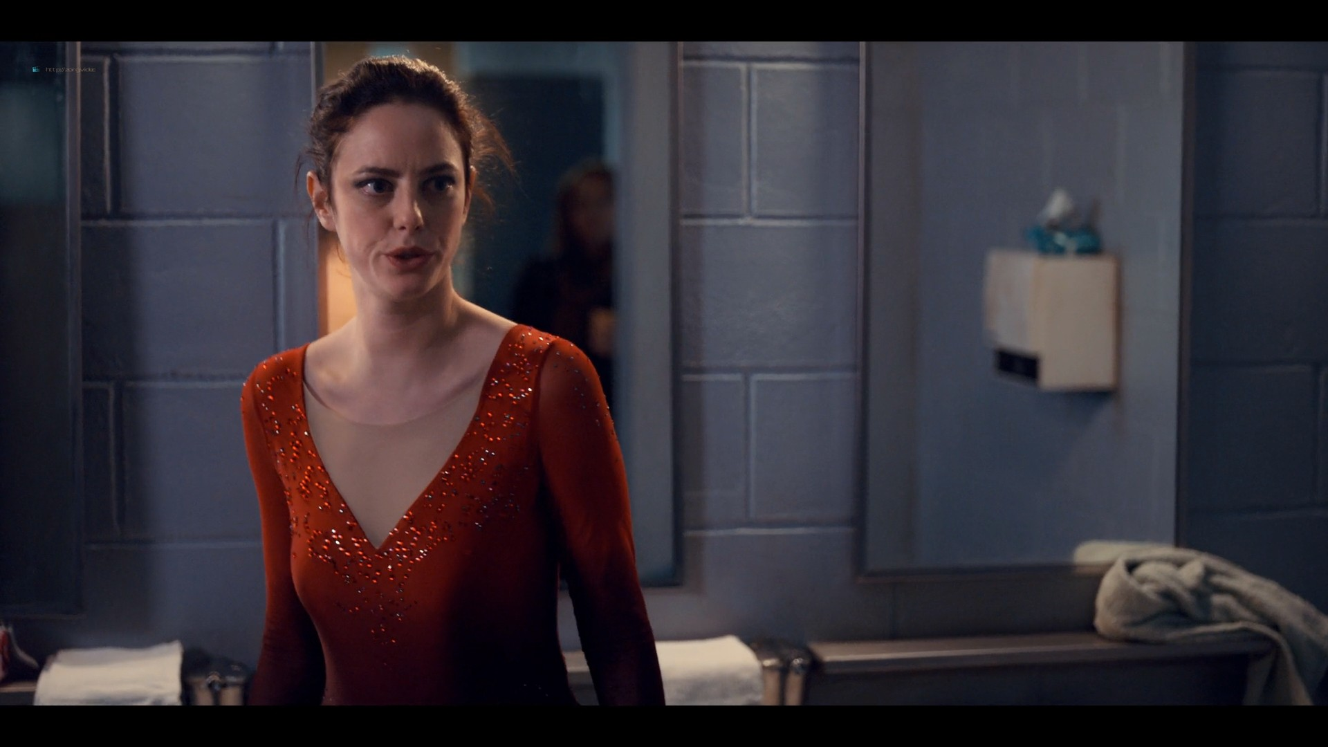 Kaya Scodelario hot and some sex - Spinning Out (2020) s1e1-3 HD 1080p (16)