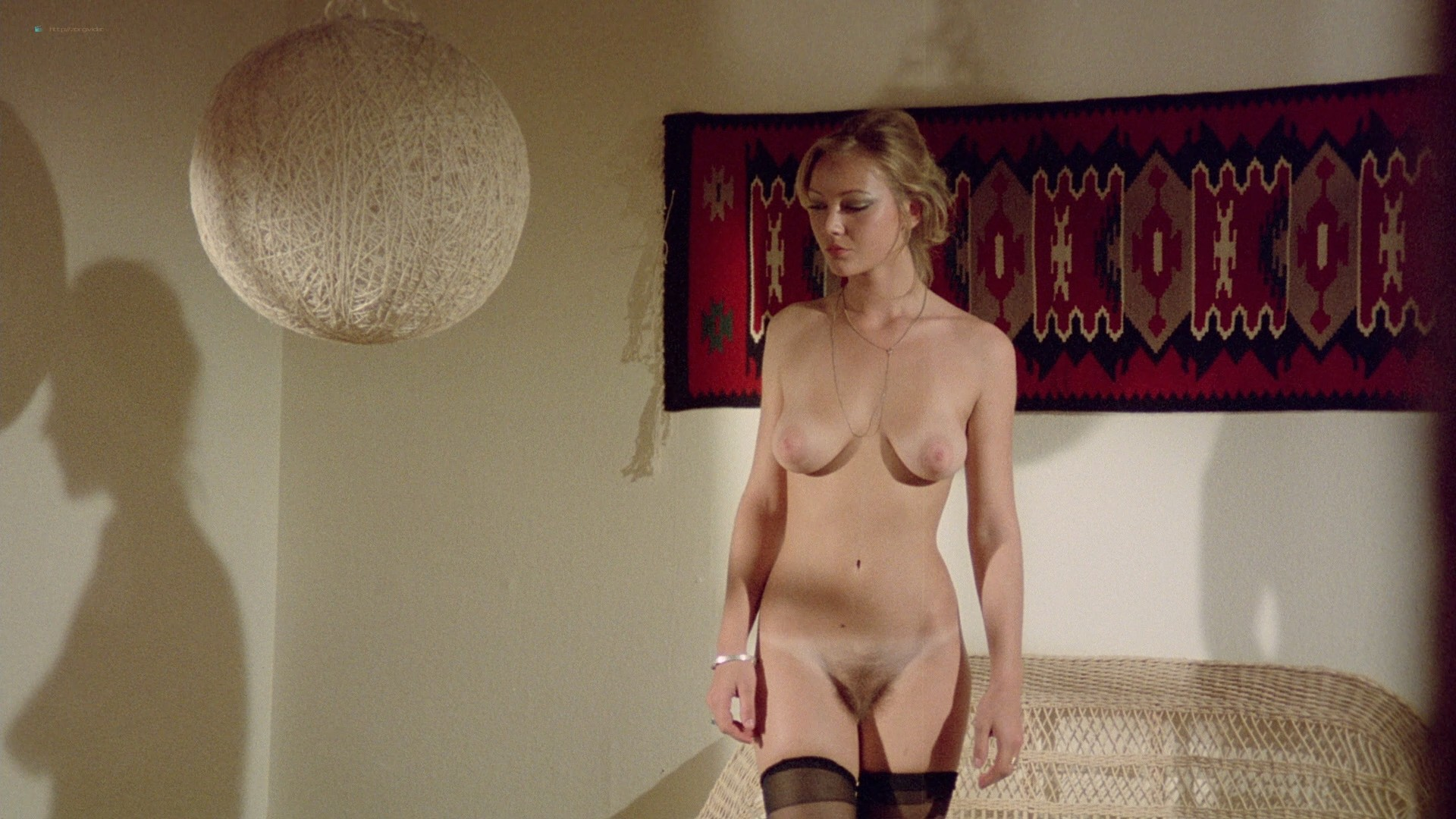 Lina Romay nude explicit Martine Stedil bush labia other nude - Downtown (1975) HD 1080p BluRay (r) (3)