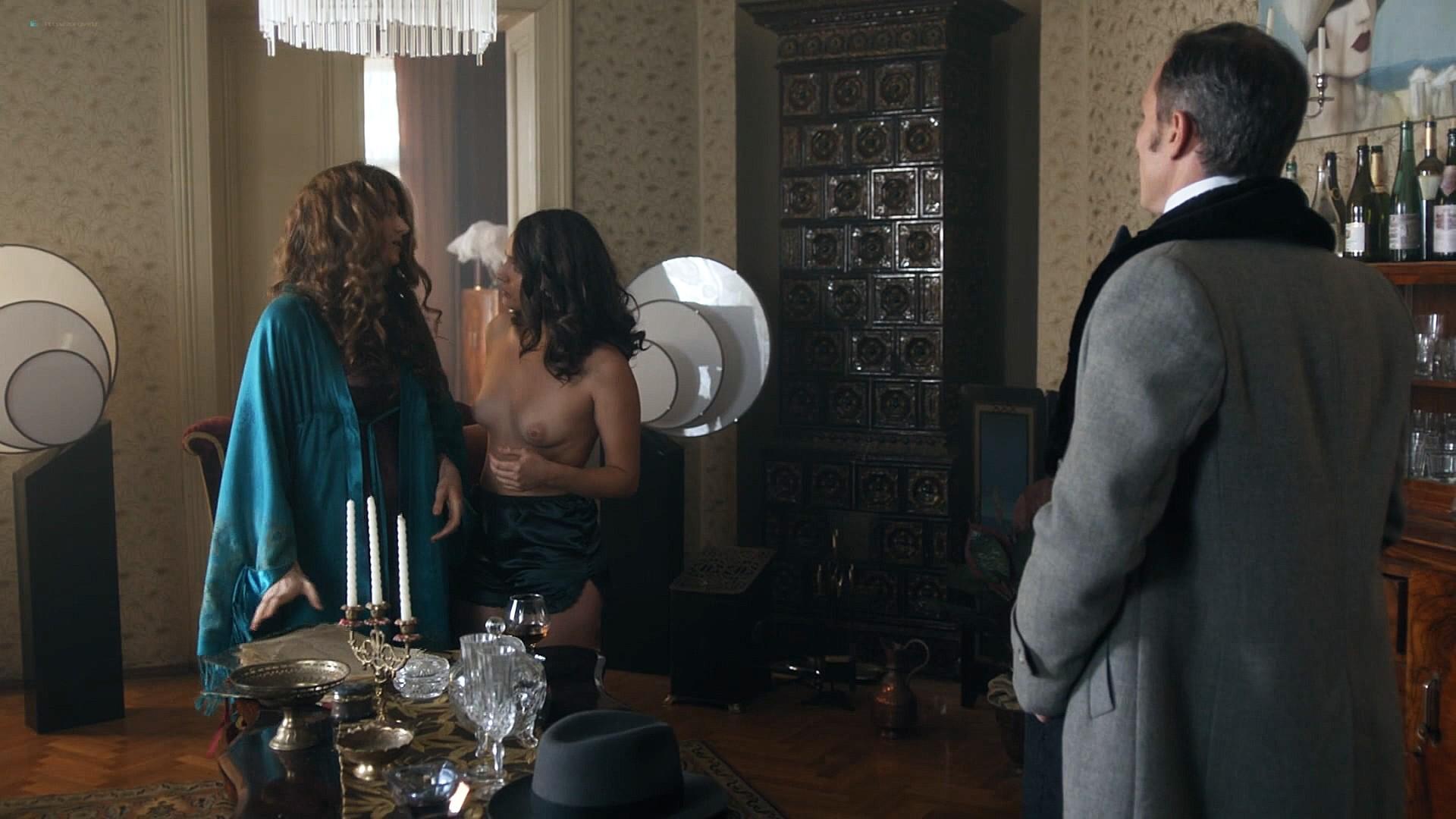 Marija Bergam nude sex Marina Cosic nude topless - Black Sun (2017) s1e7-8 HD 1080p (6)