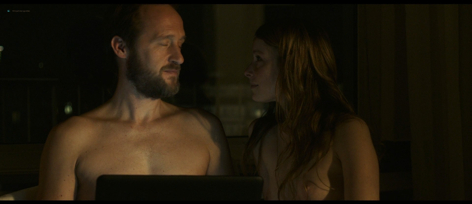 Odine Johne nude full frontal and sex Sonja Baum nude - Agnes (DE-2016) HD 1080p BluRay (13)