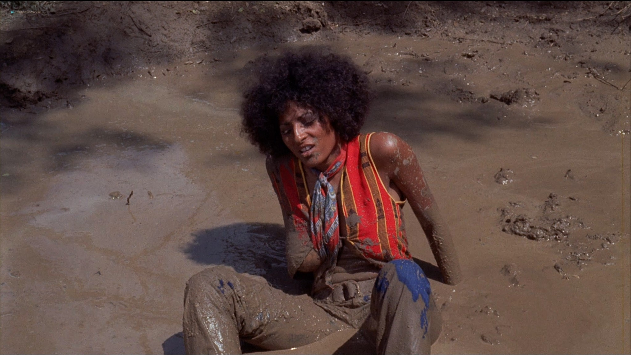 Pam Grier nude Anita Ford nude bush, others nude - The Big Bird Cage (1972) HD 1080p BluRay(r) (16)