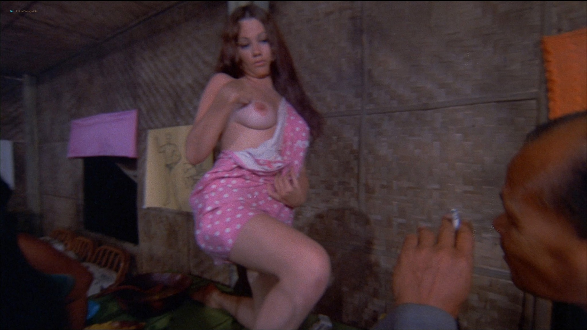 Pam Grier nude Anita Ford nude bush, others nude - The Big Bird Cage (1972) HD 1080p BluRay(r) (8)