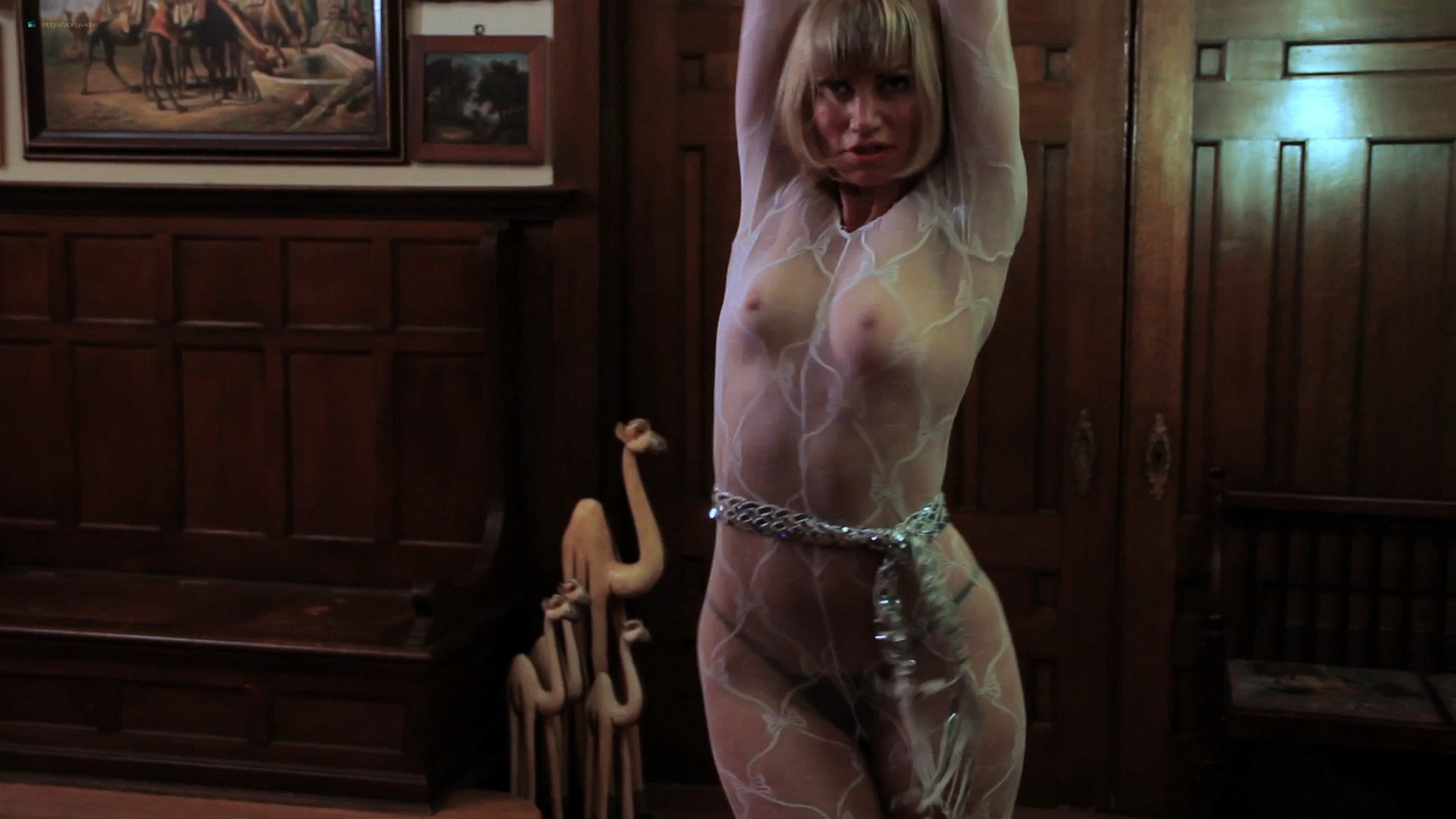 Rena Riffel nude topless - Showgirls 2: Penny's from Heaven (2011) HD 1080p Web (16)