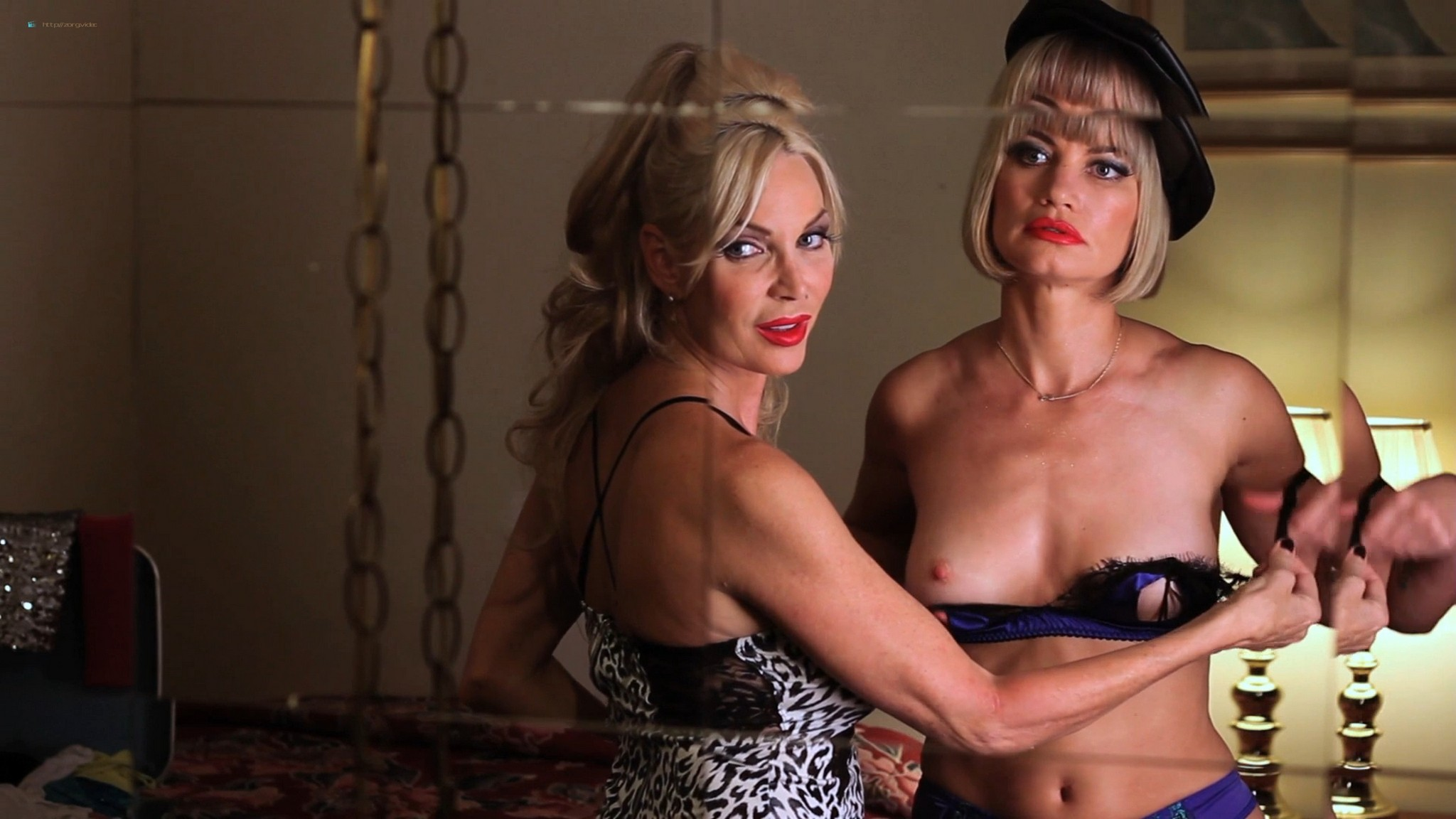 Rena Riffel nude topless - Showgirls 2: Penny's from Heaven (2011) HD 1080p Web (3)