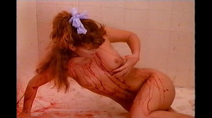 Tawny Kitaen nude bush and sex - Crystal Heart (1986) VHS (4)