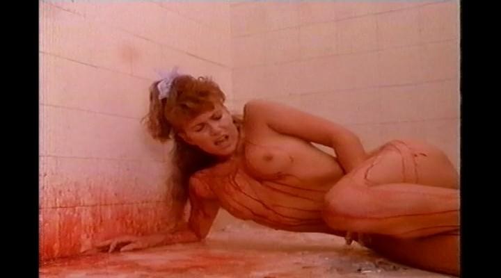 Tawny Kitaen nude bush and sex - Crystal Heart (1986) VHS (5)