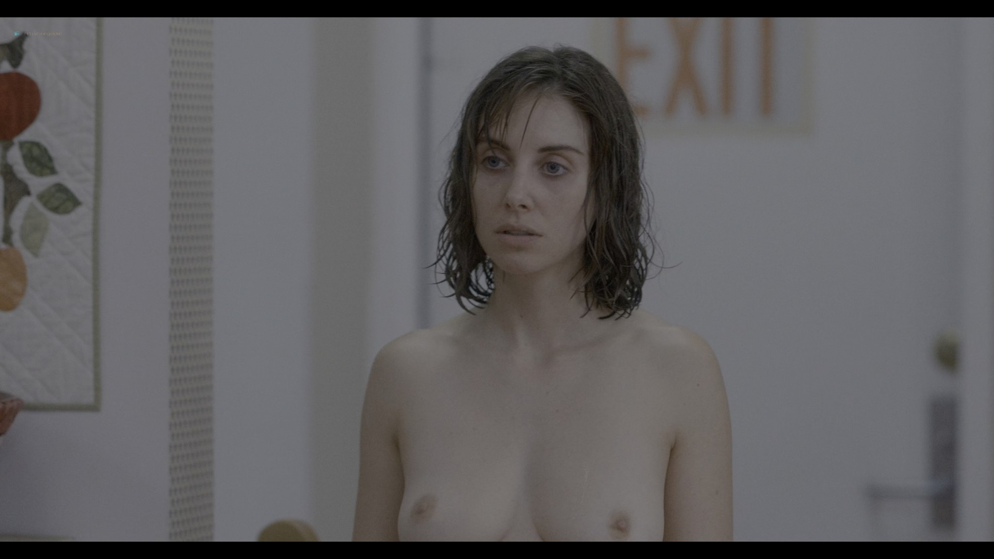 Alison Brie nude full frontal (12)