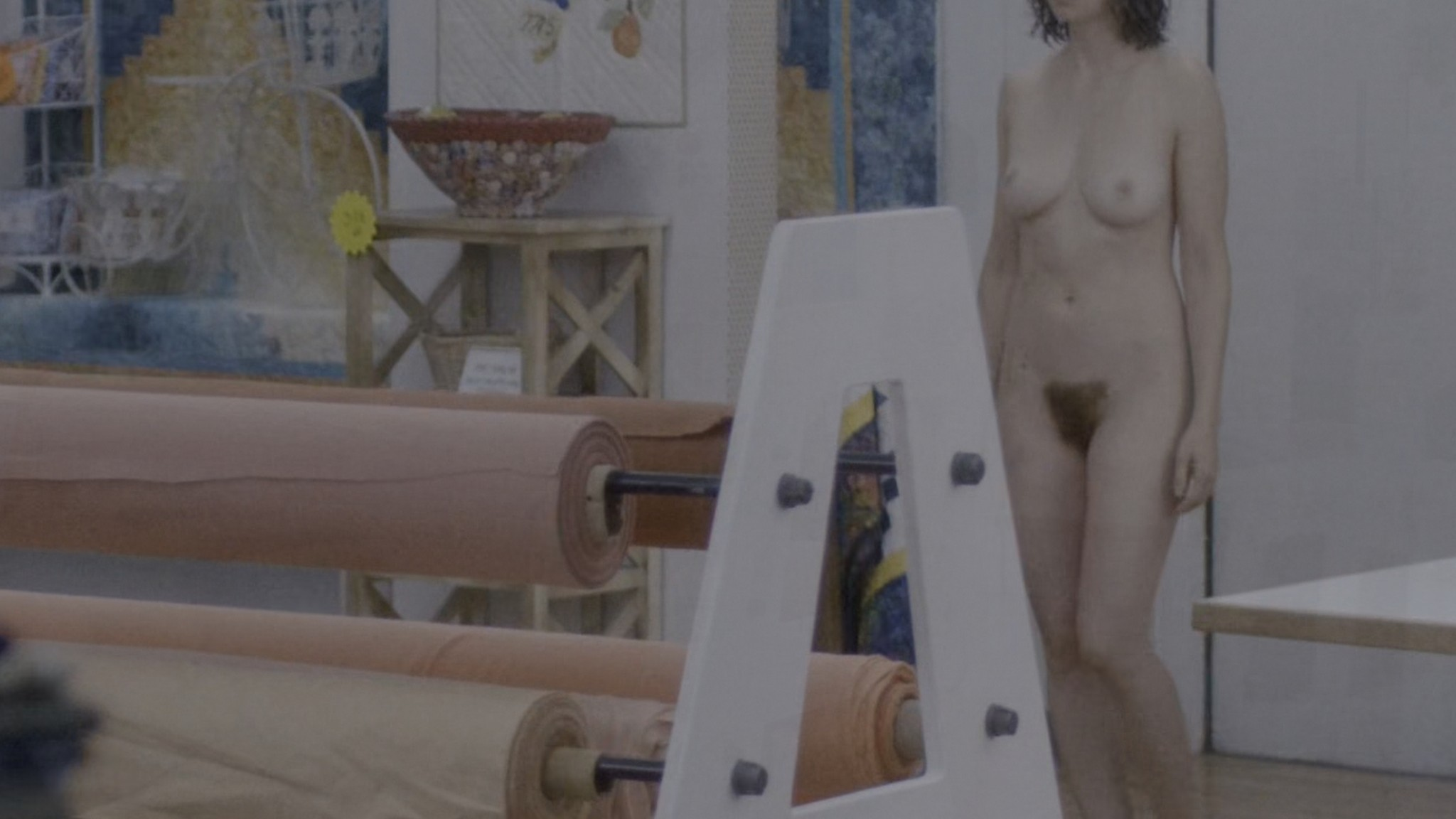 Alison Brie nude full frontal (10)