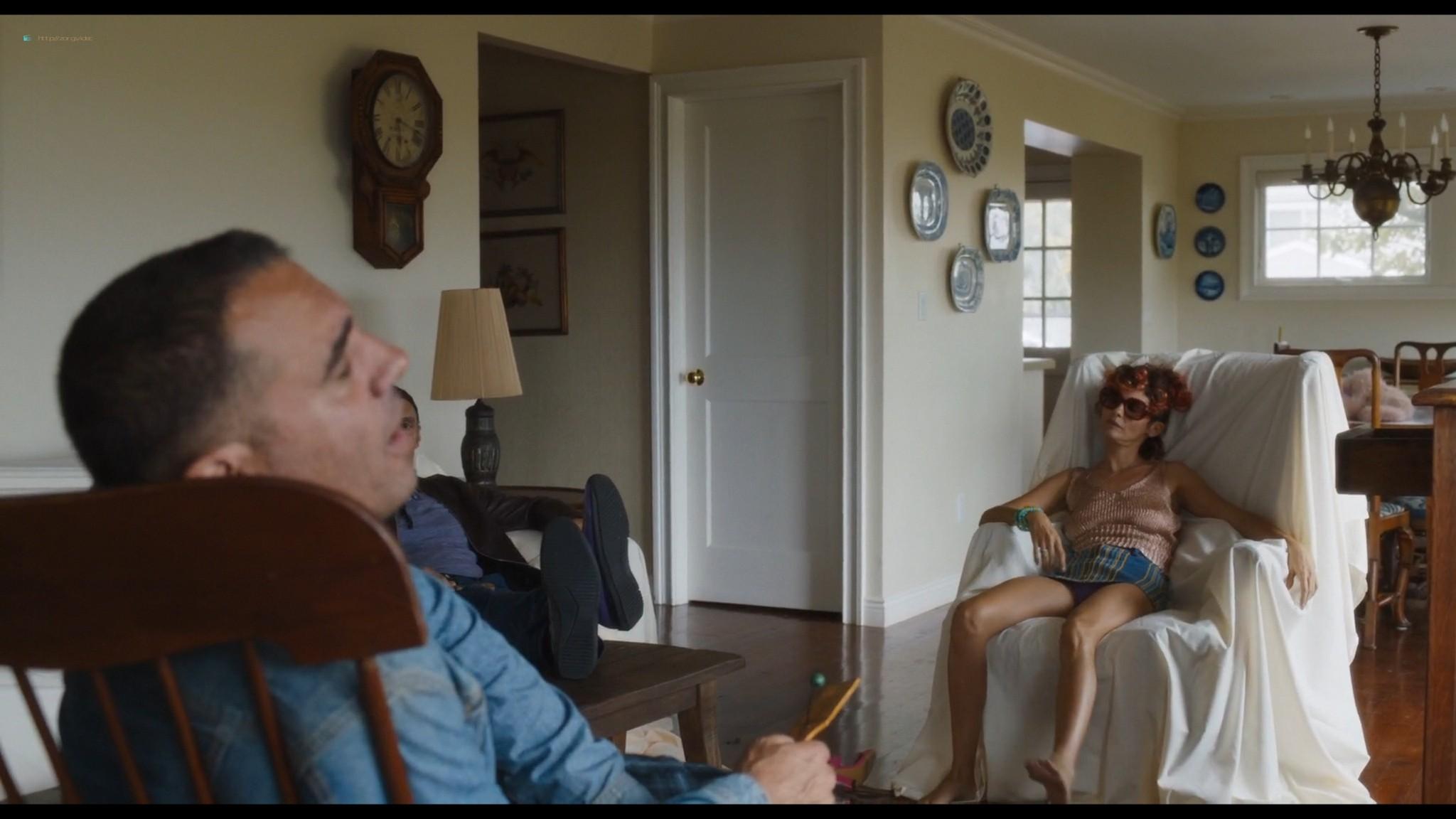 Audrey Tautou nude sex Susan Sarandon threesome - The Jesus Rolls (2019) HD 1080p Web (15)