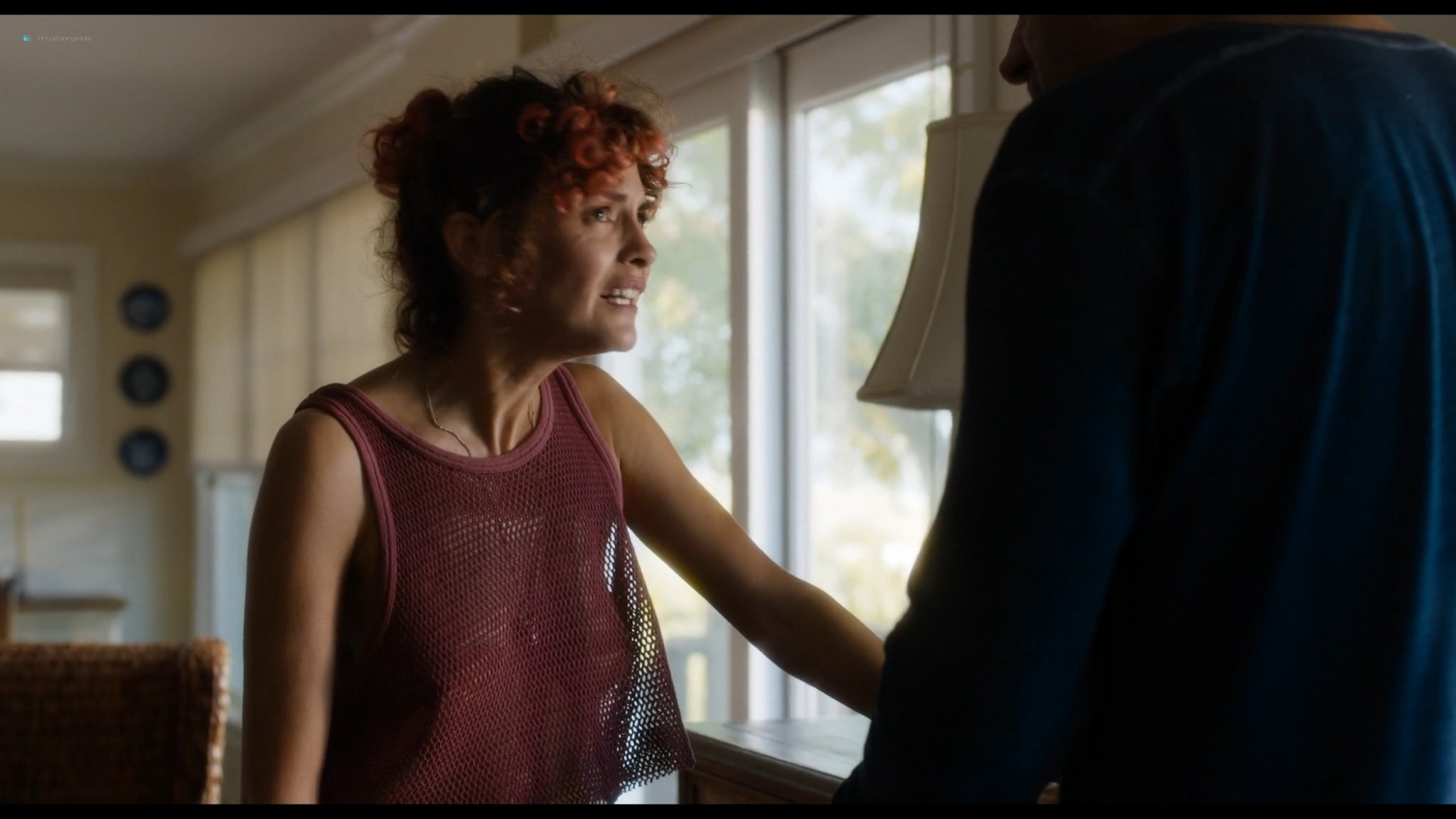 Audrey Tautou nude sex Susan Sarandon threesome - The Jesus Rolls (2019) HD 1080p Web (11)