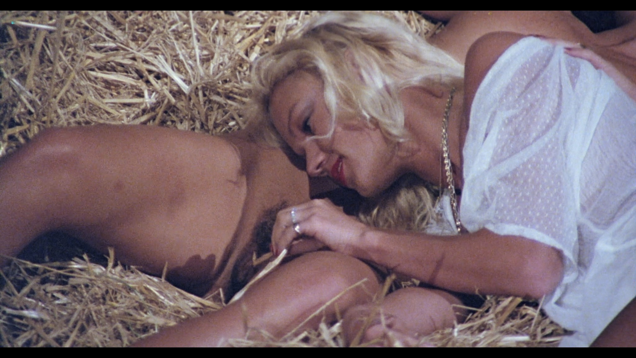 Brigitte Lahaie nude Karine Gambier, Nadine Pascal nude sex - Secrets of a French Maid (1980) HD 1080p BluRay (r) (20)
