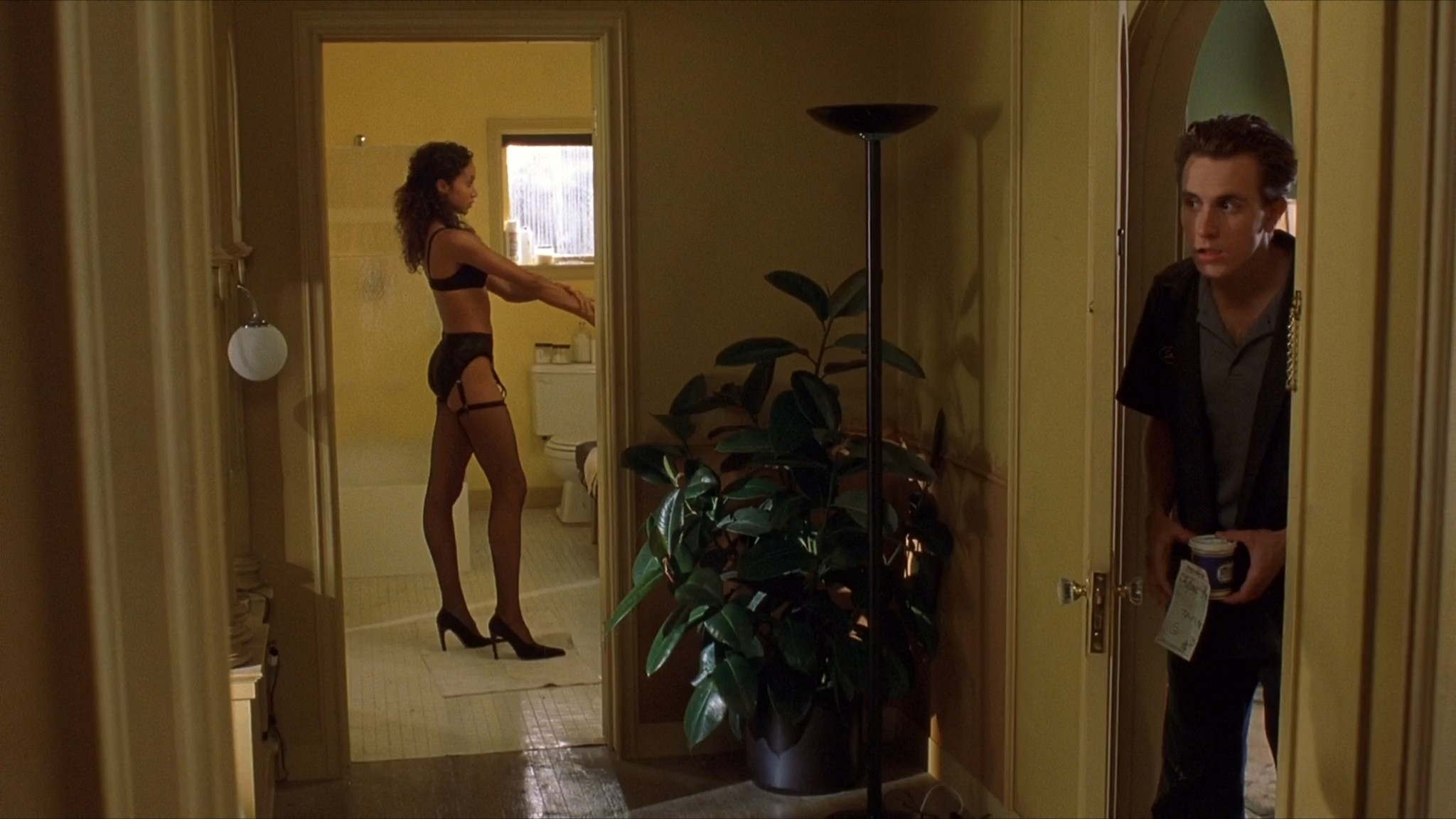 Erinn Bartlett nude topless Jennifer Morrison and other hot - 100 Women (2002) HD 1080p Web (16)