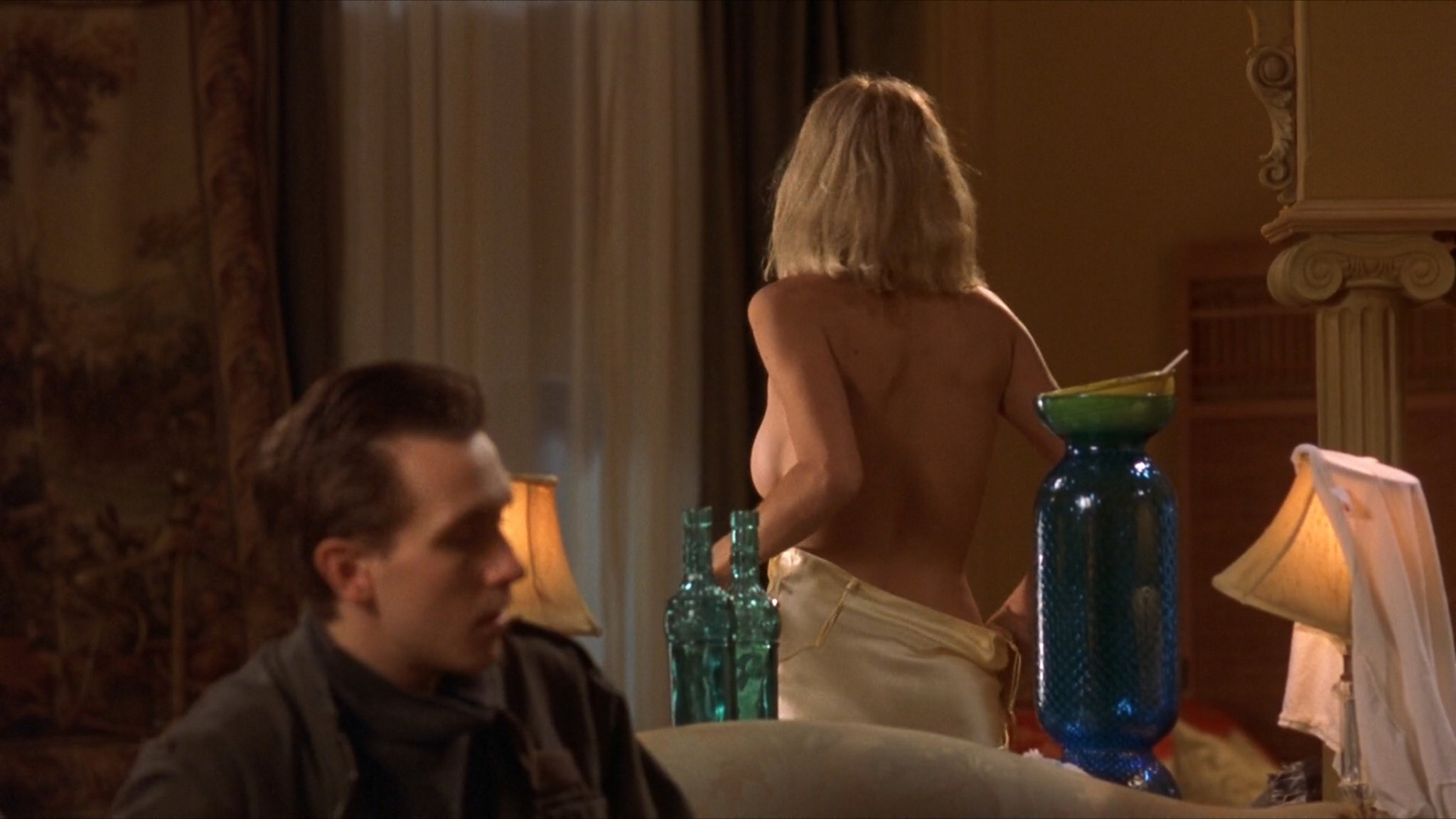 Erinn Bartlett nude topless Jennifer Morrison and other hot - 100 Women (2002) HD 1080p Web (8)