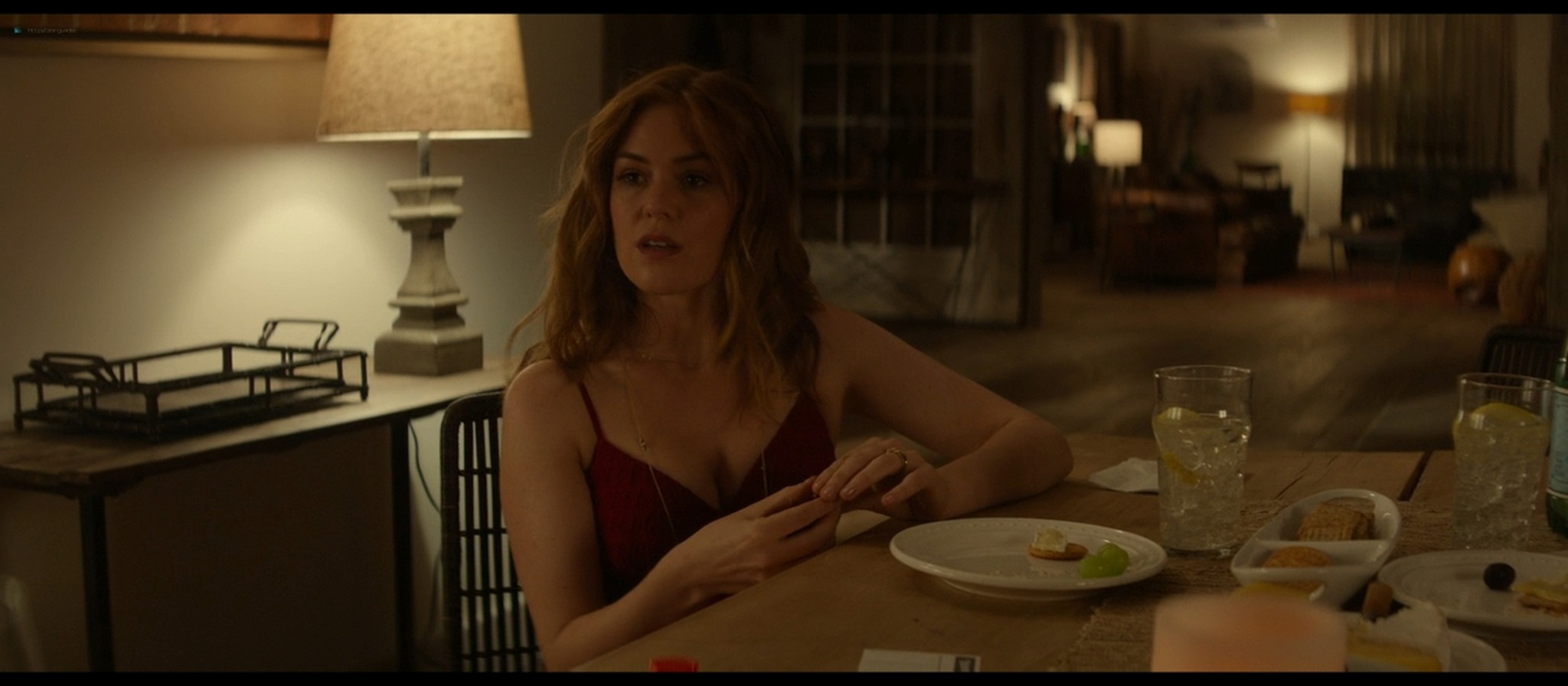 Isla Fisher hot and sexy - Visions (2015) 720p BluRay (13)