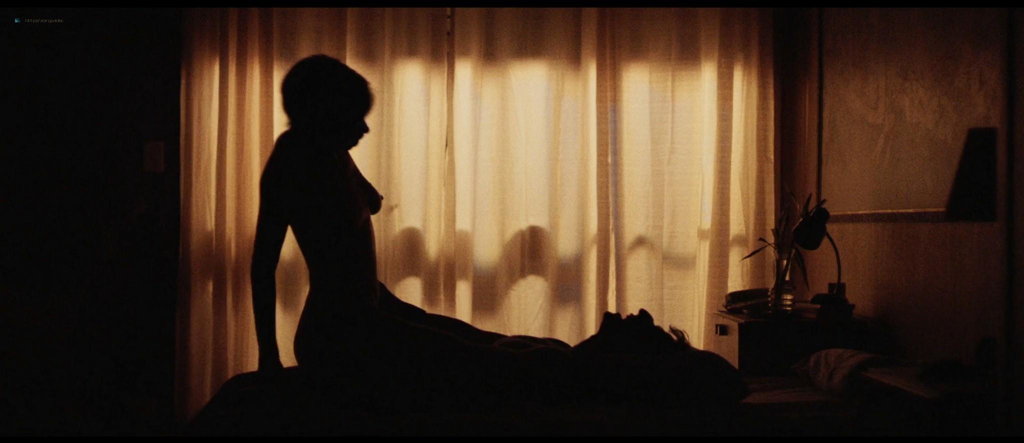 Julianne Nicholson nude sex Sabrina Alfonso nude too - Initials SG (AR-2019) HD 1080p Web (15)