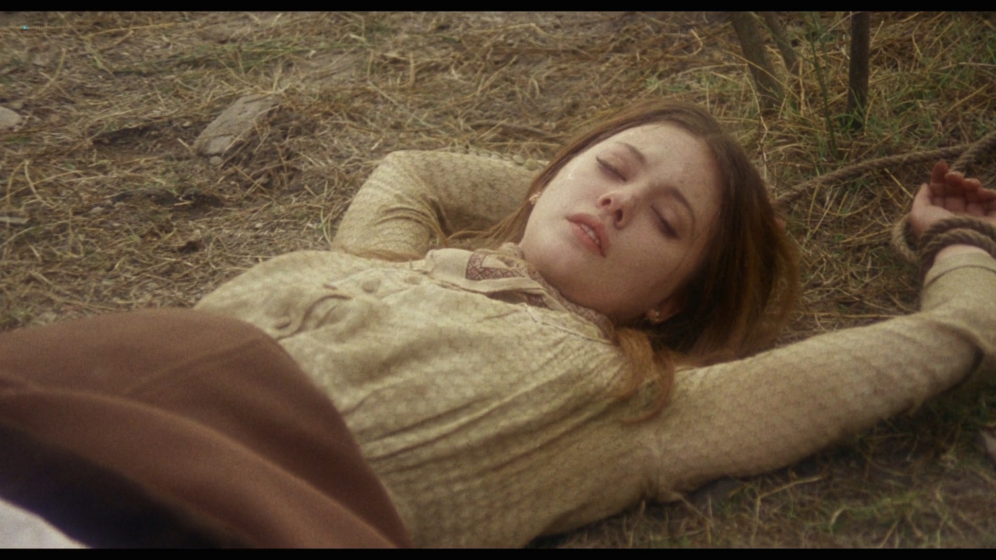 Lynne Frederick nude - The Four of the Apocalypse... (1975) HD 1080p BluRay (10)