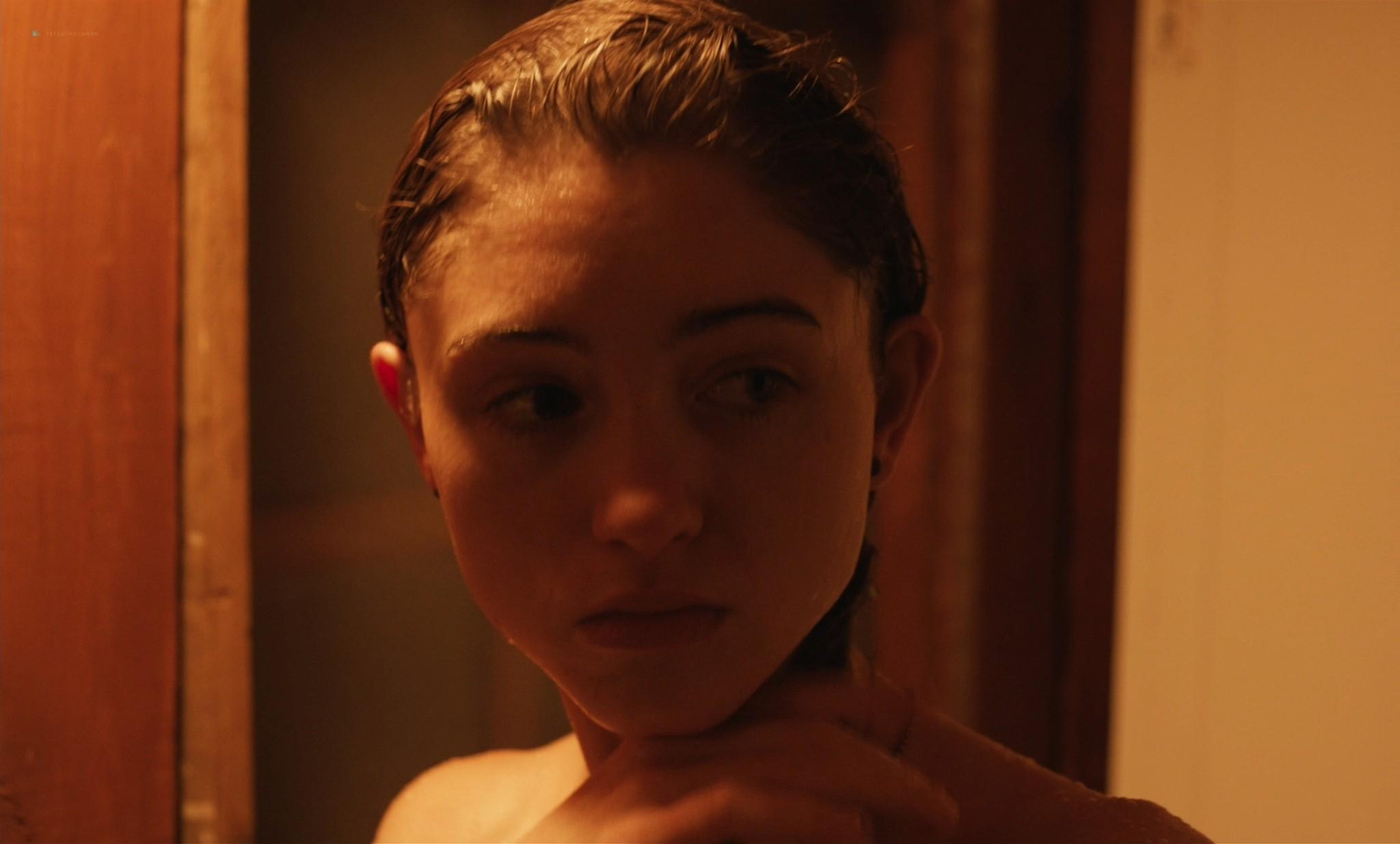 Natalia Dyer sexy Karin Eaton nude - Mountain Rest (2018) HD 1080p Web (9)