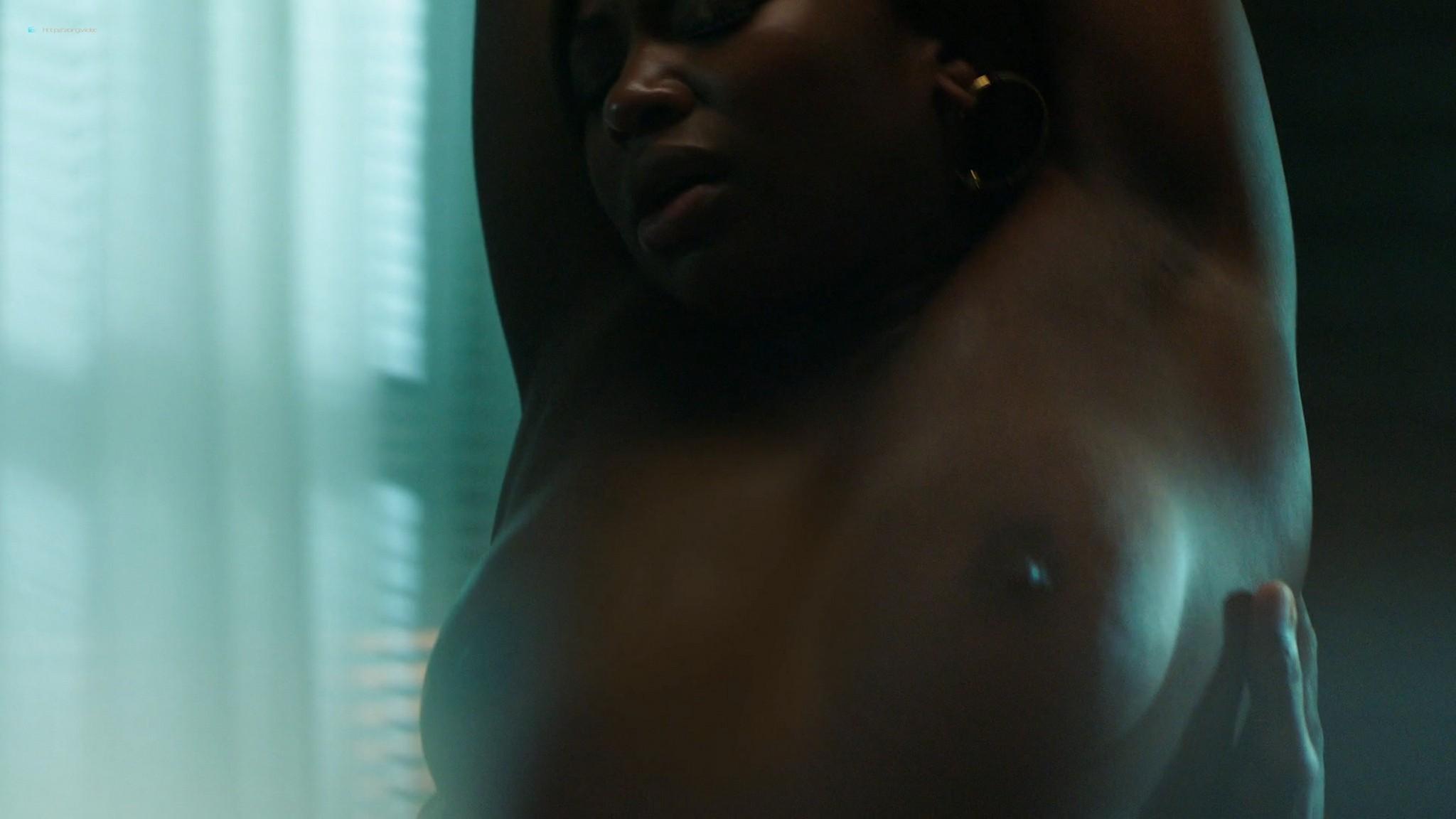 Naturi Naughton nude topless and sex - Power (2020) HD 1080p Web (8)