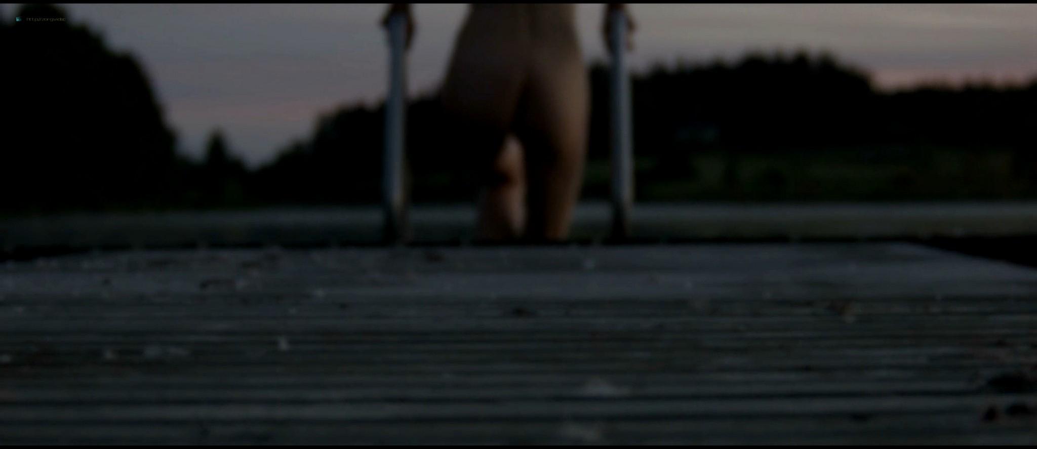 Saara Lamberg nude Jenni Mitchell, April Garreffa nude too - Innuendo (2017) HD 1080p Web (13)