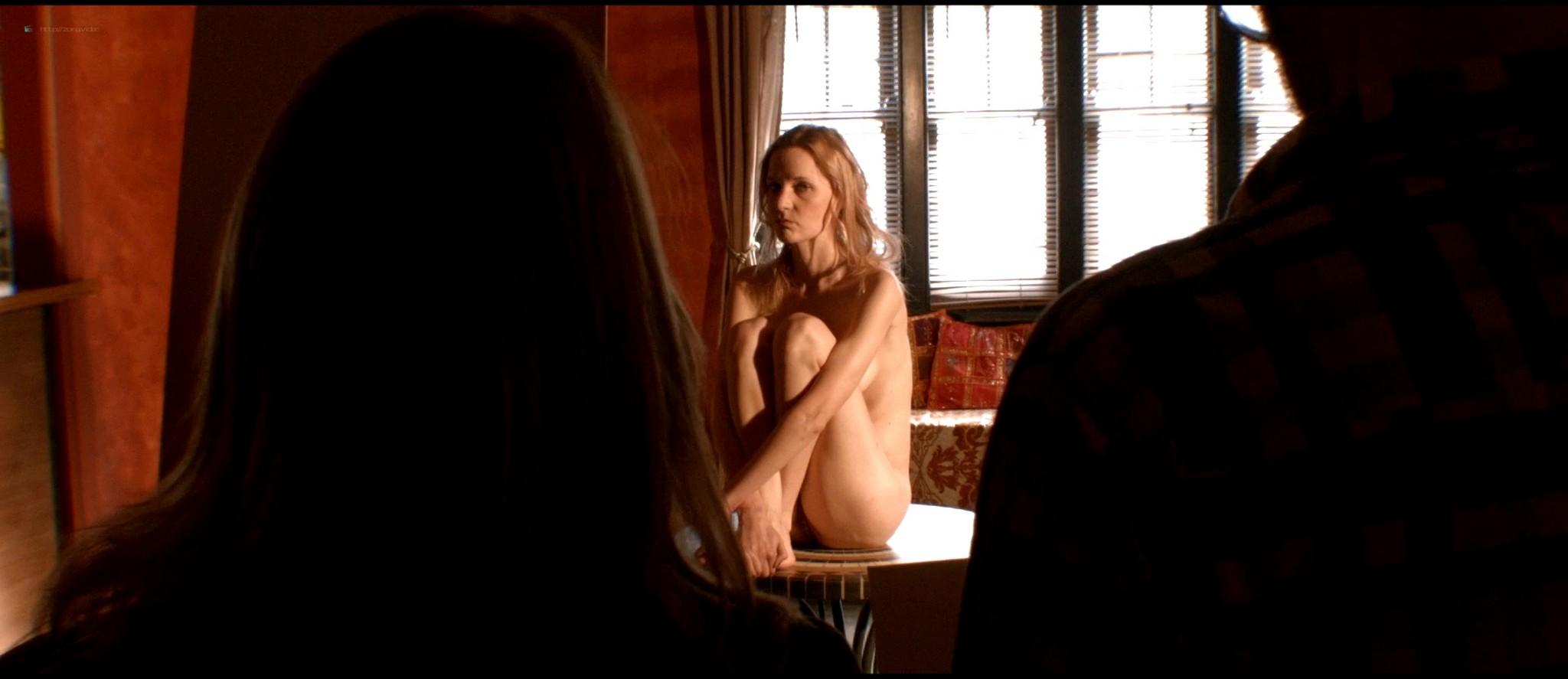 Saara Lamberg nude Jenni Mitchell, April Garreffa nude too - Innuendo (2017) HD 1080p Web (6)
