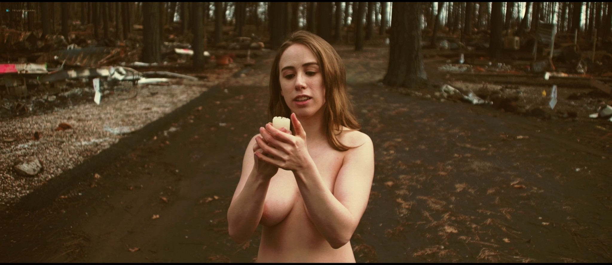 Taylor Marie nude full frontal - Through the Ashes (2019) HD 1080p Web (8)