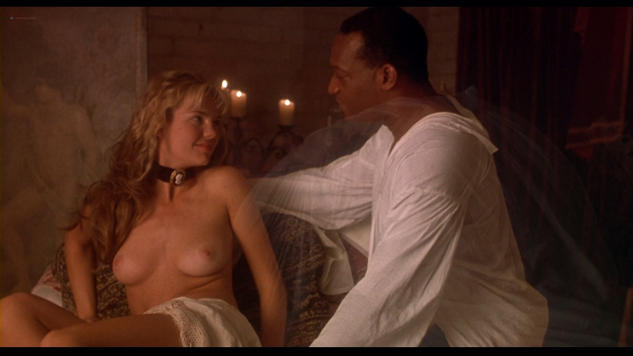 Donna D'Errico hot Rena Riffel and others nude - Candyman 3 (1999) HD 1080p BluRay (r) (15)