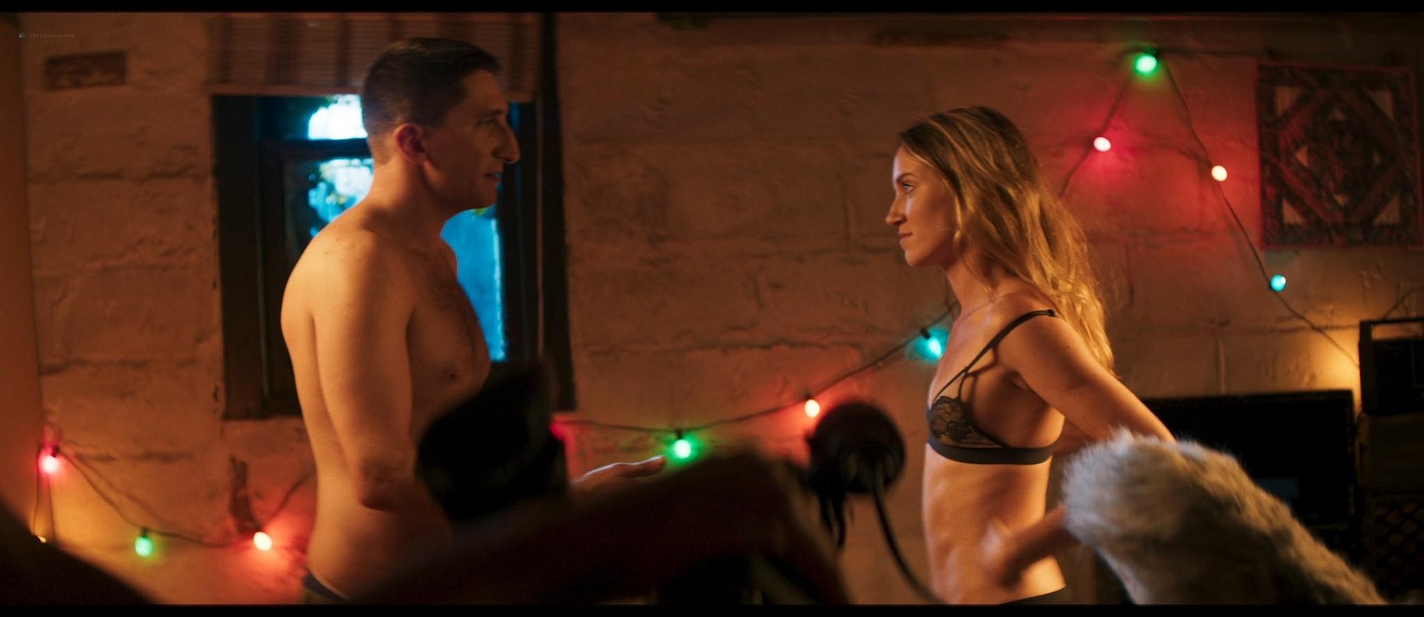 Ellen Toland nude topless Katie Claire McGrath sex doggy style - Inside the Rain (2019) HD 1080p Web (7)