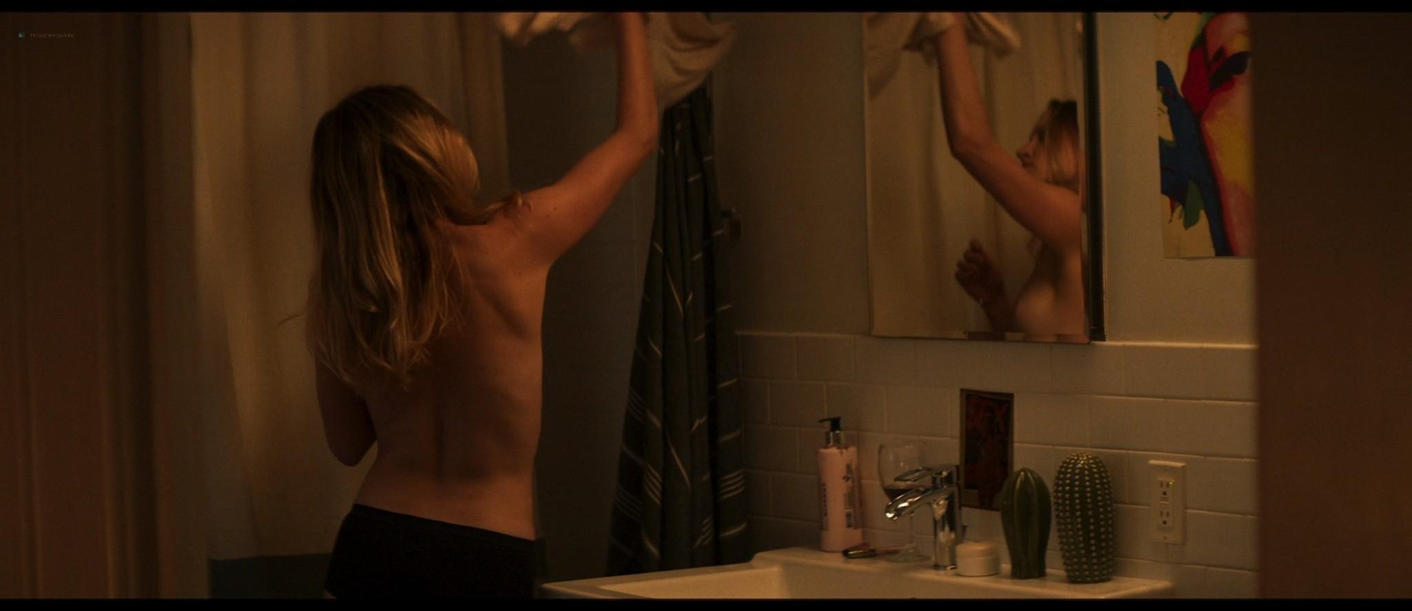 Ellen Toland nude topless Katie Claire McGrath sex doggy style - Inside the Rain (2019) HD 1080p Web (6)