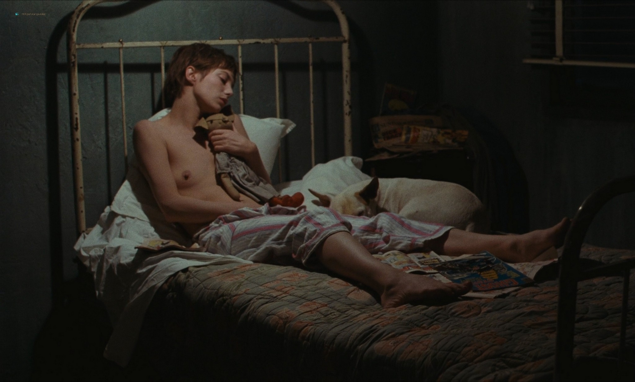 Jane Birkin nude full frontal and sex - Je t'aime moi non plus (FR-1976) HD 1080p BluRay (19)