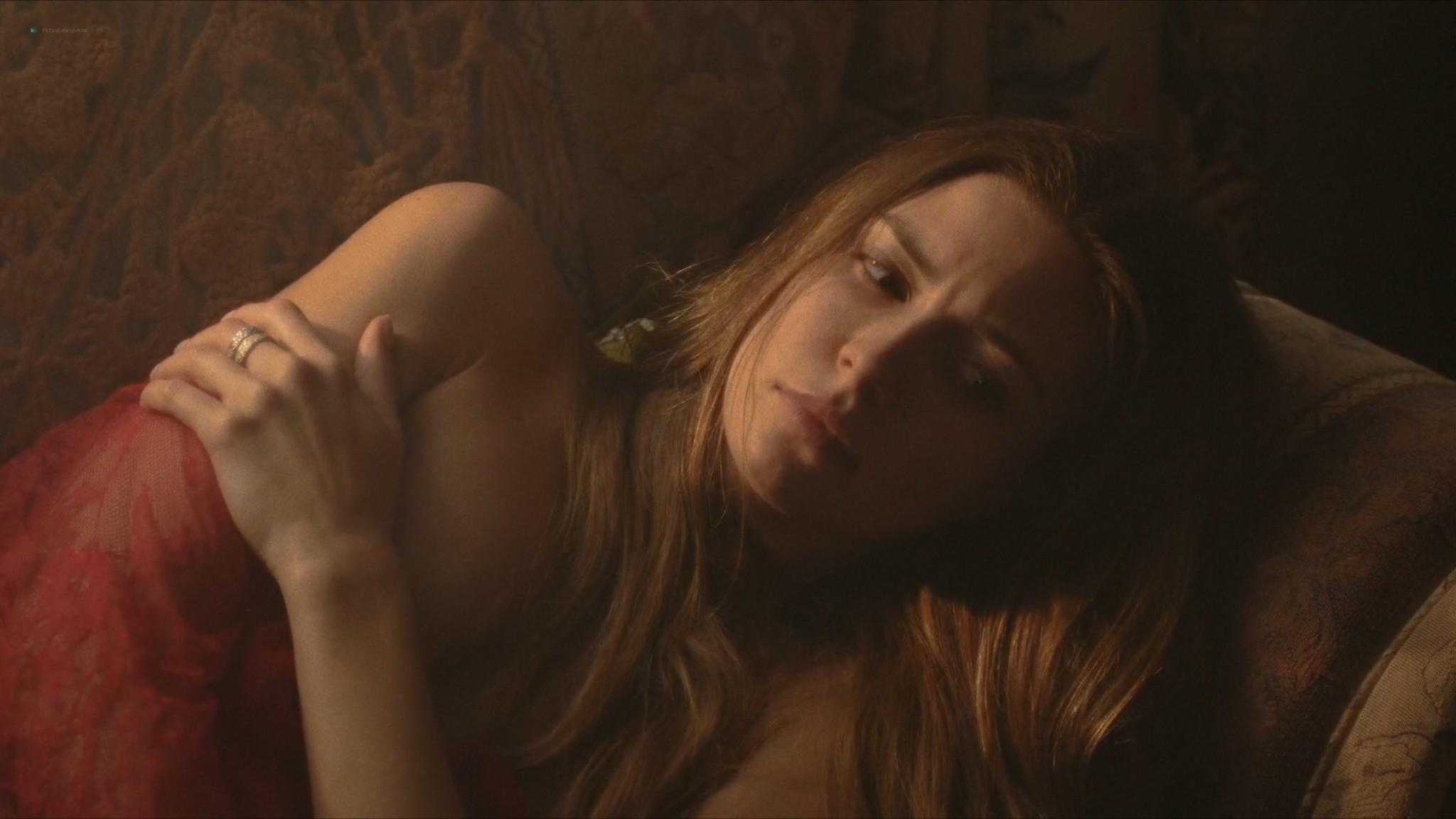 Jenya Chaplin nude sex Sierra Goddard and Kay Coburn nude sex too- Carrion (2020) HD 1080p Web (4)