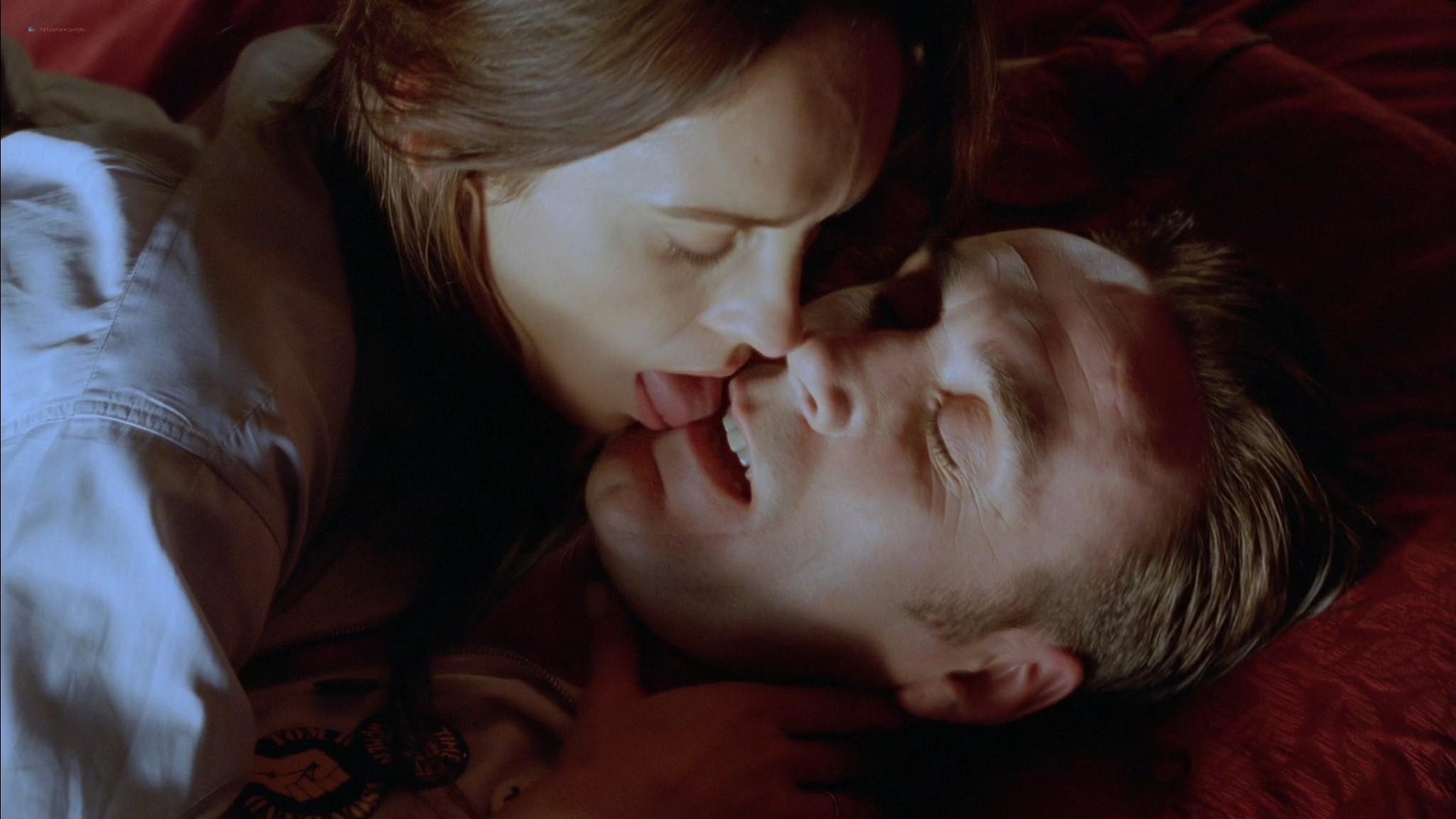 Juliet Aubrey nude topless and sex Paula Bacon nude - Food of Love (UK-1997) HD 1080p Web (10)