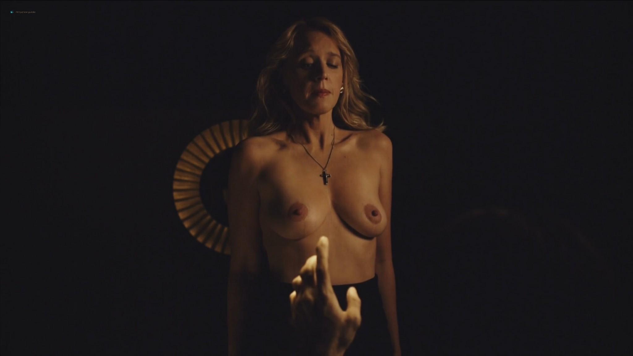 Ludivine Sagnier nude Eco Andriolo Ranzi, Cécile de France nude too (3)
