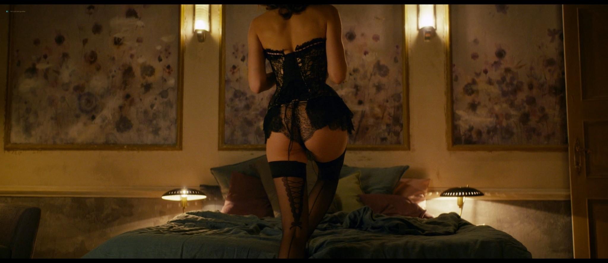 Olga Kurylenko hot and sexy in The Room (2019) HD 1080p BluRay (13)
