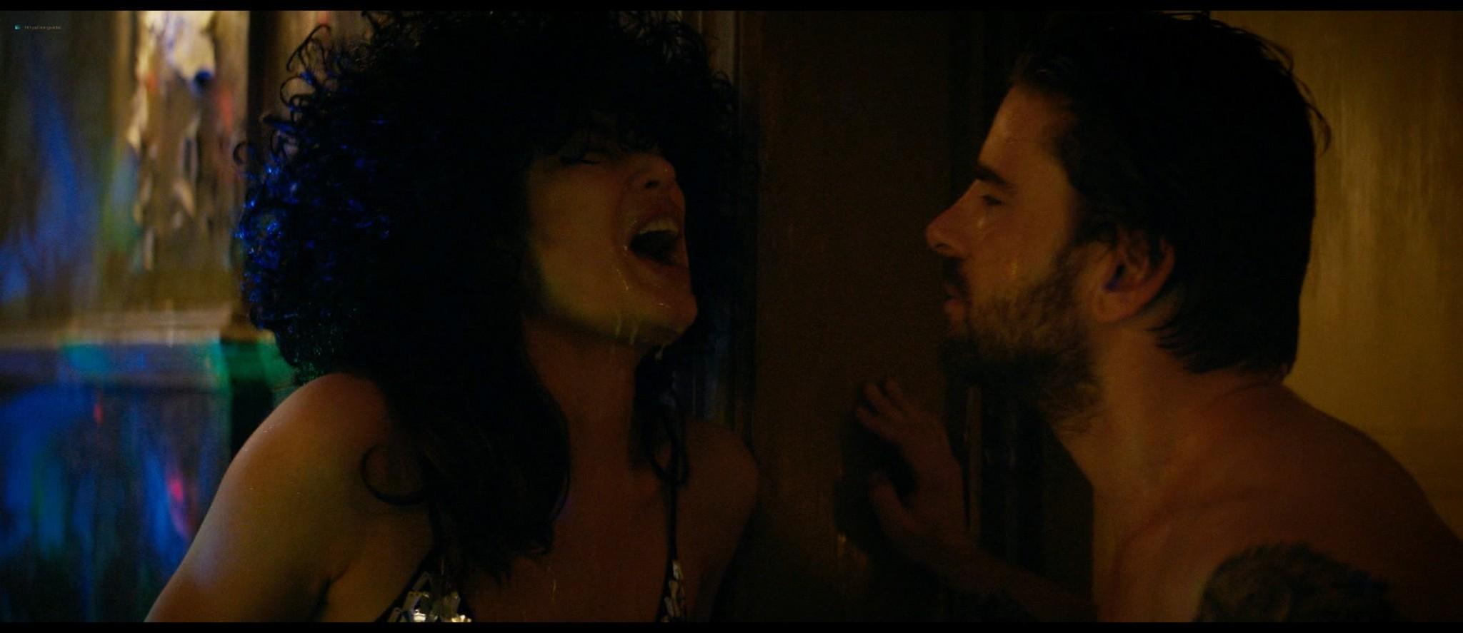 Olga Kurylenko hot and sexy in The Room (2019) HD 1080p BluRay (5)
