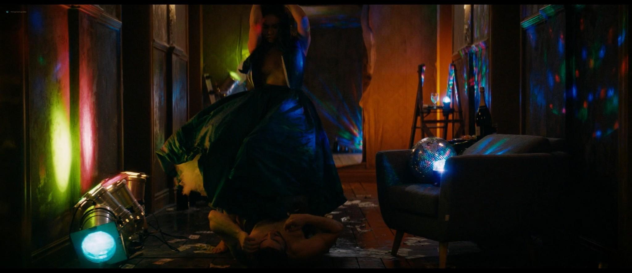 Olga Kurylenko hot and sexy in The Room (2019) HD 1080p BluRay (4)