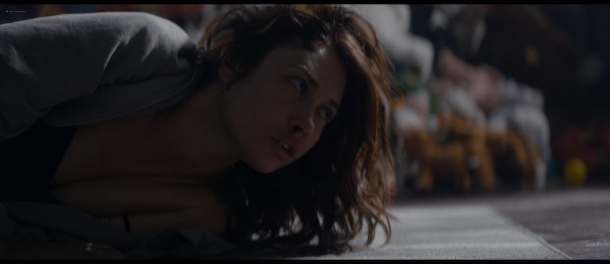 Olga Kurylenko hot and sexy in The Room (2019) HD 1080p BluRay (2)