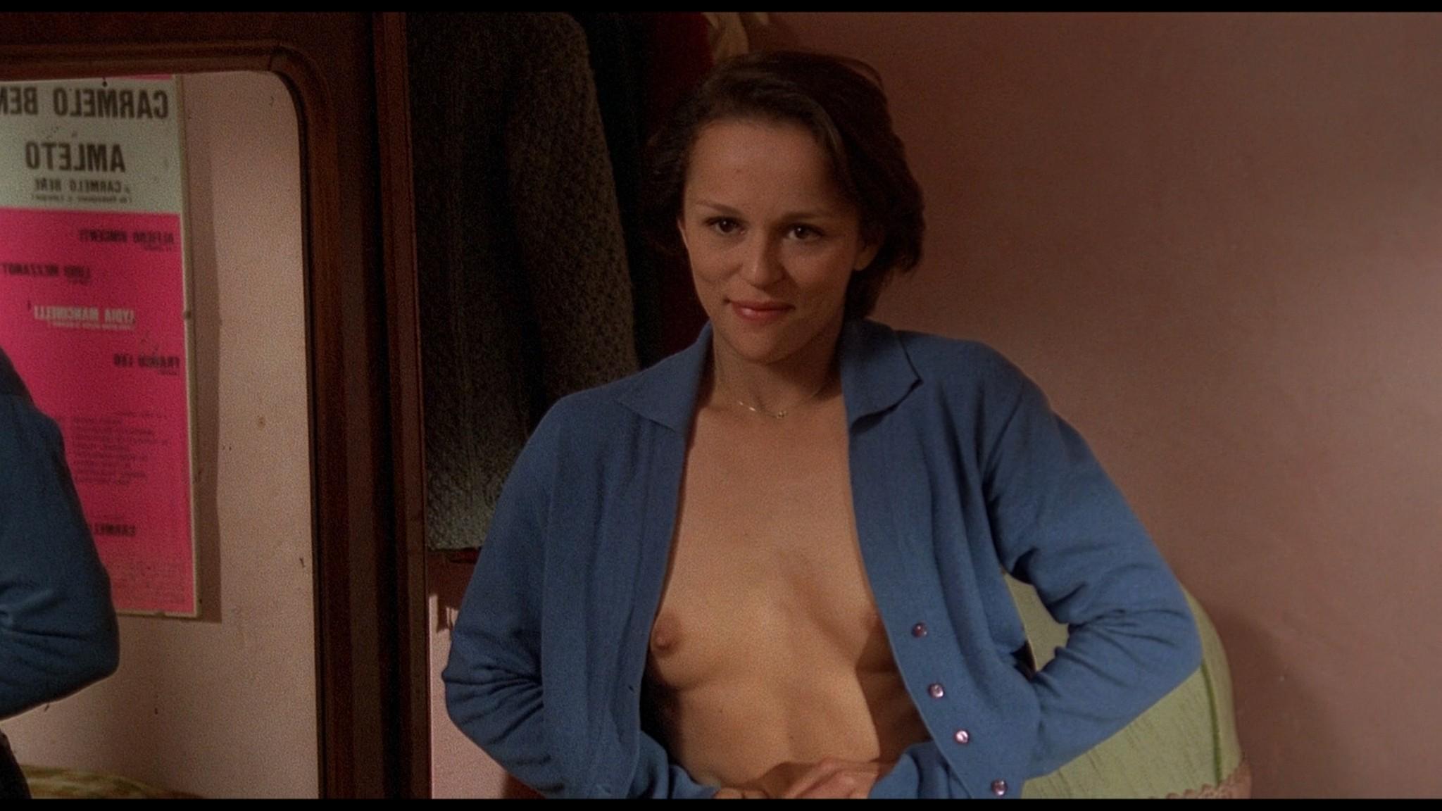 Christine Boisson nude full frontal Daniela Silverio nude sex - Identificazione di una donna (IT-1982) HD 1080p BluRay REMUX (2)