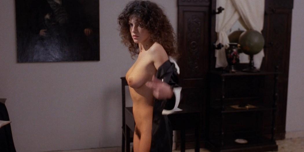 Clio Goldsmith nude full frontal Donatella Damiani sex - Honey (1981) HD 1080p Web (4)