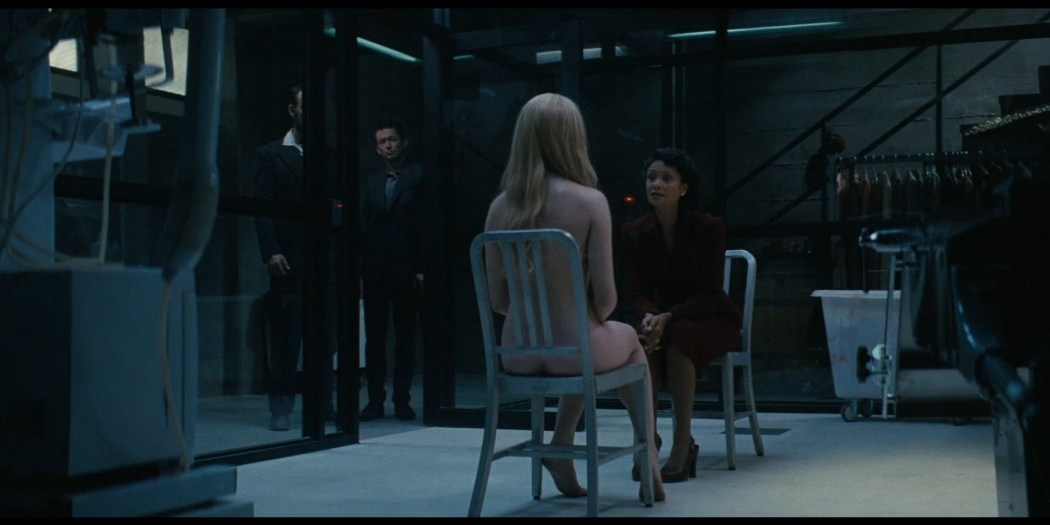 Evan Rachel Wood nude butt - Westworld (2020) s3e6 HD 1080p (2)