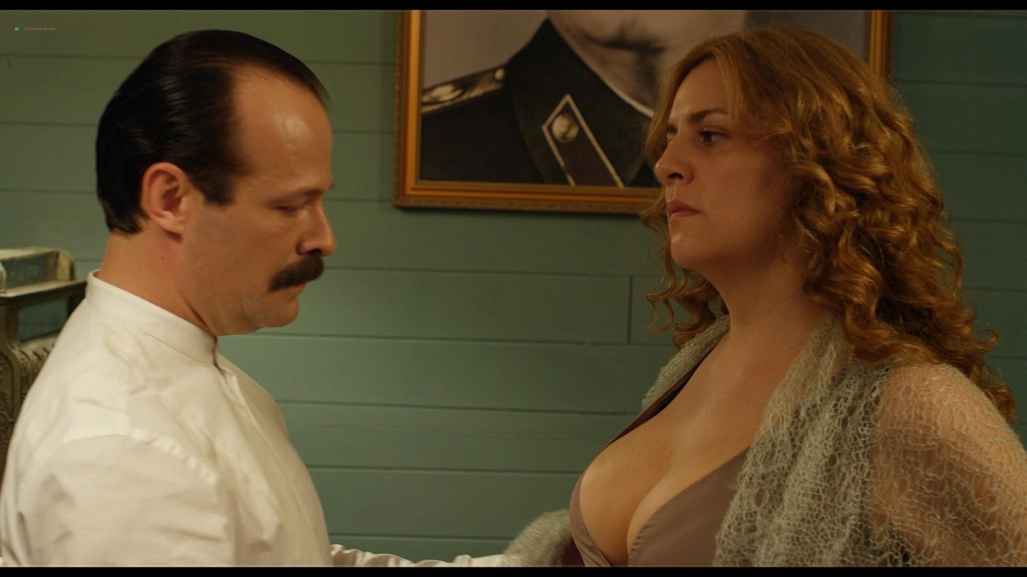 Pamela Flores nude full frontal - La danza de la realidad (2013) HD 1080p BluRay REMUX (18)