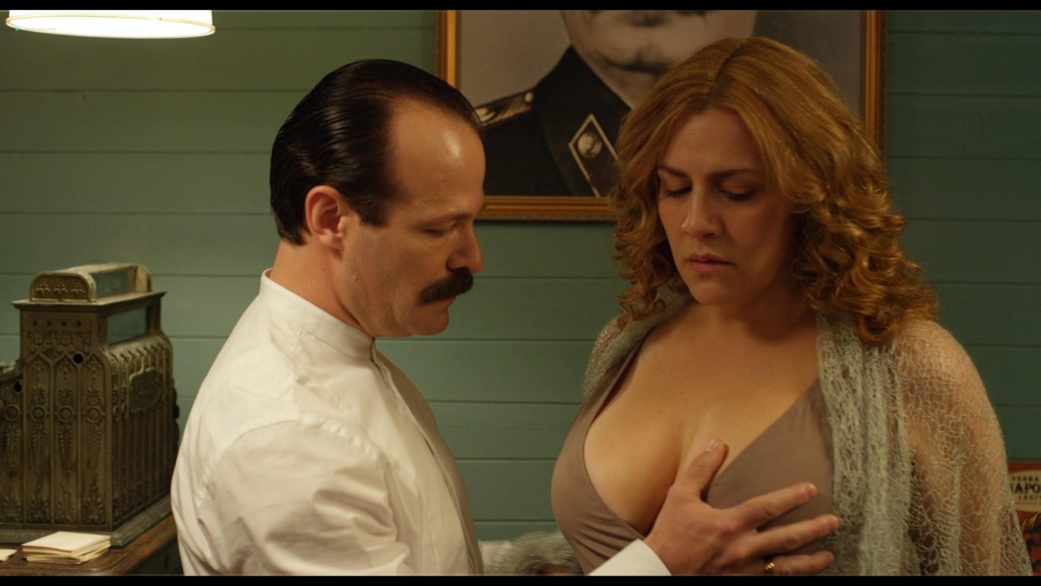 Pamela Flores nude full frontal - La danza de la realidad (2013) HD 1080p BluRay REMUX (17)