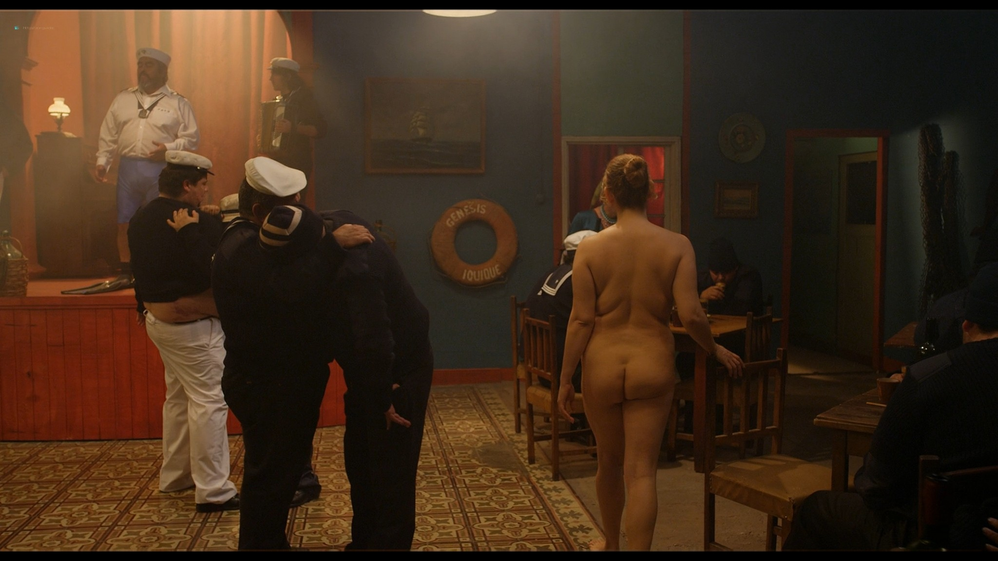 Pamela Flores nude full frontal - La danza de la realidad (2013) HD 1080p BluRay REMUX (5)